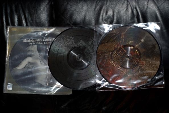 LP skivor